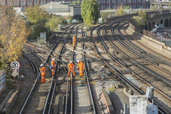 The innovative new products helping to make  rail maintenance work safer