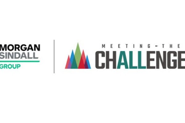 Scott Parnell to attend Morgan Sindall's  Meeting the Challenge Exhibition